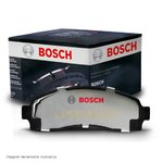 Pastilha de Freio - BN 1216 - Bosch - F03B050230 - Jogo