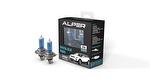 Lâmpada Super Branca H4 - ALPER - 17113 - Unitário