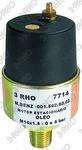 Sensor de Pressão do Óleo - 3-RHO - 7714 - Unitário
