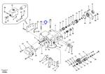 Parafuso Soquete Sextavado - Volvo CE - 8230-25910 - Unitário