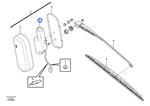 Mecanismo do Limpador - Volvo CE - 11202201 - Unitário