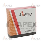 Anéis de Motor - Apex - APX.AD16Y7 - Unitário