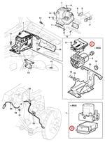 Módulo de controle eletrônico - Original Chevrolet - 88982319 - Unitário