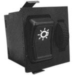 Interruptor de Luz - Universal - 90407 - Unitário