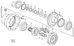 Retentor do Cubo - Volvo CE - 17204262 - Unitário