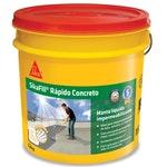 Membrana Líquida Acrílica SikaFill® Rápido Cinza 3,6Kg - Sika - 428203 - Unitário
