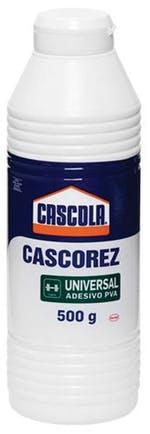 Adesivo PVA Cascorez 500 g - Henkel - 1406841 - Unitário