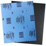Folha de lixa água T216 grão 80 - Norton - 66623335723 - Unitário