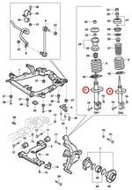 Amortecedor Dianteiro - Original Chevrolet - 93356805 - Unitário