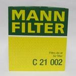 Filtro de Ar RENEGADE 2016 - Mann-Filter - C 21 002 - Unitário