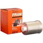 Filtro de Combustível - Fram - G3747 - Unitário