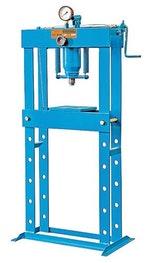 Prensa Hidráulica Manual Standard 15Ton P-15000 - Bovenau - P-15000 - Unitário
