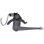 Máquina Elétrica do Vidro da Porta Dianteira - Universal - 30479 - Unitário