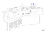 Botão - Volvo CE - 11039800 - Unitário