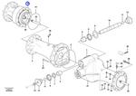 Porta Satélites - Volvo CE - 17424252 - Unitário