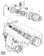 Arruela Trava - Volvo CE - 120228 - Unitário