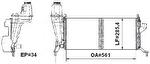 Radiador de Resfriamento - Valeo - 732358R - Unitário