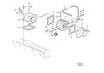 Isolador do Sistema de Partida - Volvo CE - 20758437 - Unitário