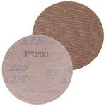 Disco de lixa seco A275 grão 1200 127mm s/ furo - Norton - 66261086359 - Unitário