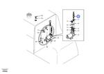 Válvula da Bomba de Combustível - Volvo CE - 14517753 - Unitário