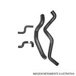Mangueira do Radiador - Original Fiat - 50018004 - Unitário