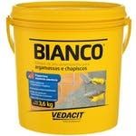 Adesivo para Argamassa Bianco 3,6kg - Vedacit - 112392 - Unitário