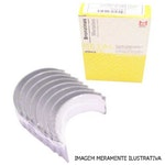 Bronzina da Biela - Metal Leve - BB068J STD - Unitário