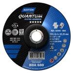 Disco de desbaste Quantum - 230x6,4x22,23mm - Norton - 66252841161 - Unitário