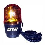 Sinalizador Rotativo Magnético - 12 V - DNI - DNI4009 - Unitário