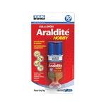 Adesivo Araldite® Hobby - Seringa 6 g - Tekbond - 10878500602 - Unitário