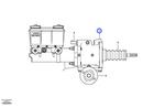 Servo Freio - Volvo CE - 12724048 - Unitário