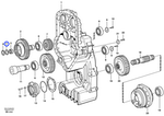 Anel de Apoio - Volvo CE - 942140 - Unitário