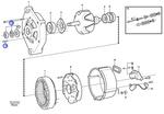 Jogo de Peças Pequenas - Volvo CE - 11000286 - Unitário