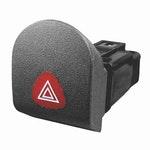 Interruptor Pisca Alerta Emergência Renault Kangoo 7700308821 - Chave Comutadora - DNI - DNI 2119 - Unitário
