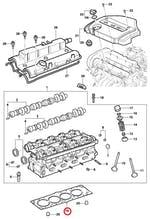 Junta do Cabeçote - Original Chevrolet - 93294584 - Unitário