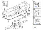 Soquete Esférico da Bucha do Comando de Válvulas - Volvo CE - 21054149 - Unitário