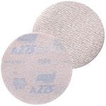 Disco de lixa seco A275 grão 800 127mm s/ furo - Norton - 66261086358 - Unitário