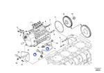 Parafuso - Volvo CE - 16670038 - Unitário