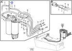 Parafuso União - Volvo CE - 11194257 - Unitário