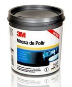 Massa de Polir 3M - 1 kg - 3M - HB004226633 - Unitário