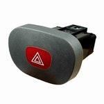 Interruptor Pisca Alerta Emergência Renault Clio 7700421820 - Chave Comutadora - DNI - DNI 2117 - Unitário