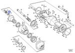 Engrenagem Planetária - Volvo CE - 11102086 - Unitário
