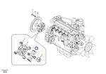 Trava do Acoplamento Flexível - Volvo CE - 14515831 - Unitário