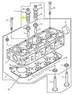 Mola de Válvulas - PERKINS - 3174P408 - Unitário
