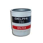Filtro de Óleo Secundário SHUMA 2001 - Delphi - EFL734 - Unitário