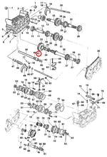 Bucha da Barra Estabilizadora - Original Chevrolet - 94636679 - Unitário