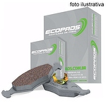 Pastilha de Freio Dianteira - Ecopads - ECO-1075 - Jogo