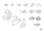 Kit do Compressor do Assento do Operador - Volvo CE - 17417782 - Unitário
