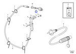Aquecedor - Volvo CE - 17212123 - Unitário