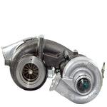 TURBINA MOTOR MAN D08 6CIL - BorgWarner - 10009880222 - Unitário